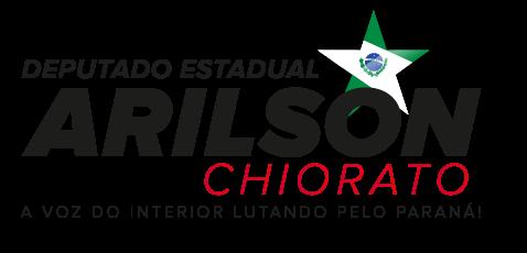 Arilson Chiorato deputado